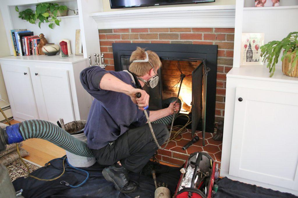 ramoner sa cheminée à petit prix