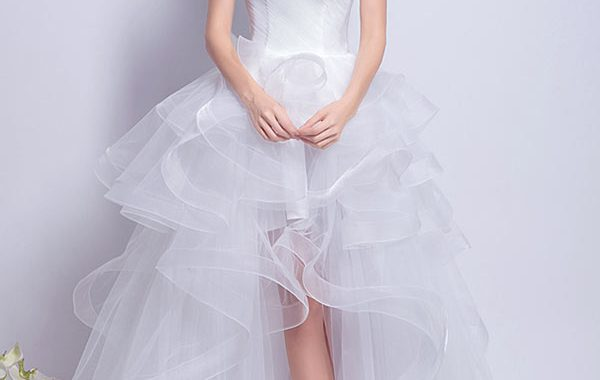 Les différents décolletés des robes de mariée