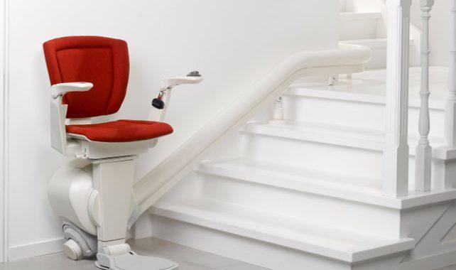 Fauteuil monte-escalier, une autonomie préservée