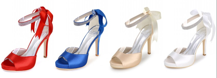 Sandales avec plate-forme