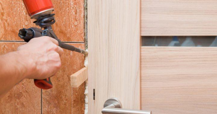 Comment isoler une porte d'entrée ?