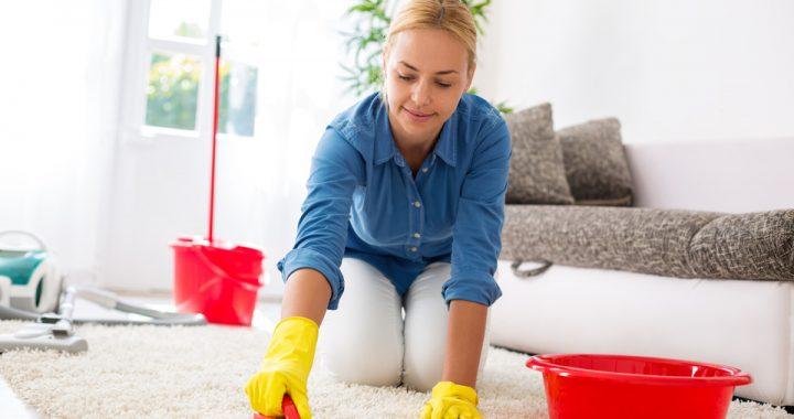 Top des astuces pour bien nettoyer son tapis