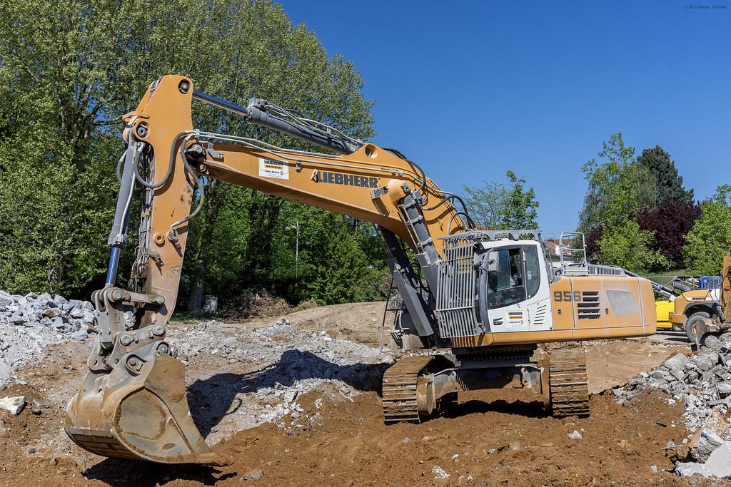 excavation de terrain