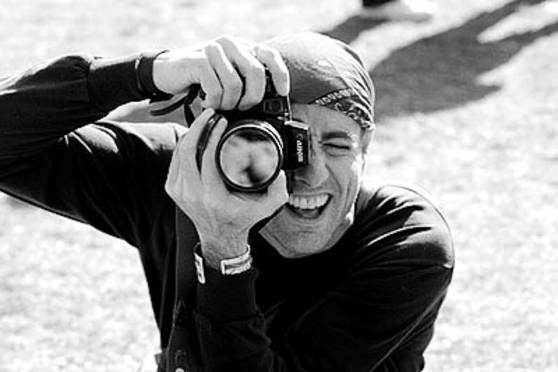 photographe comédien Paris