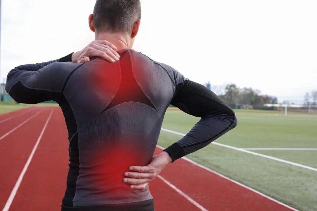 sports pour le dos